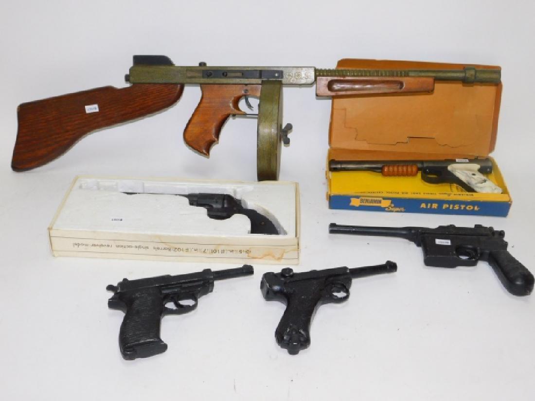 PROP AND BB GUNS