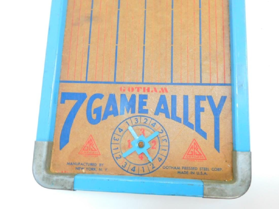 7 GAME ALLEY - 2