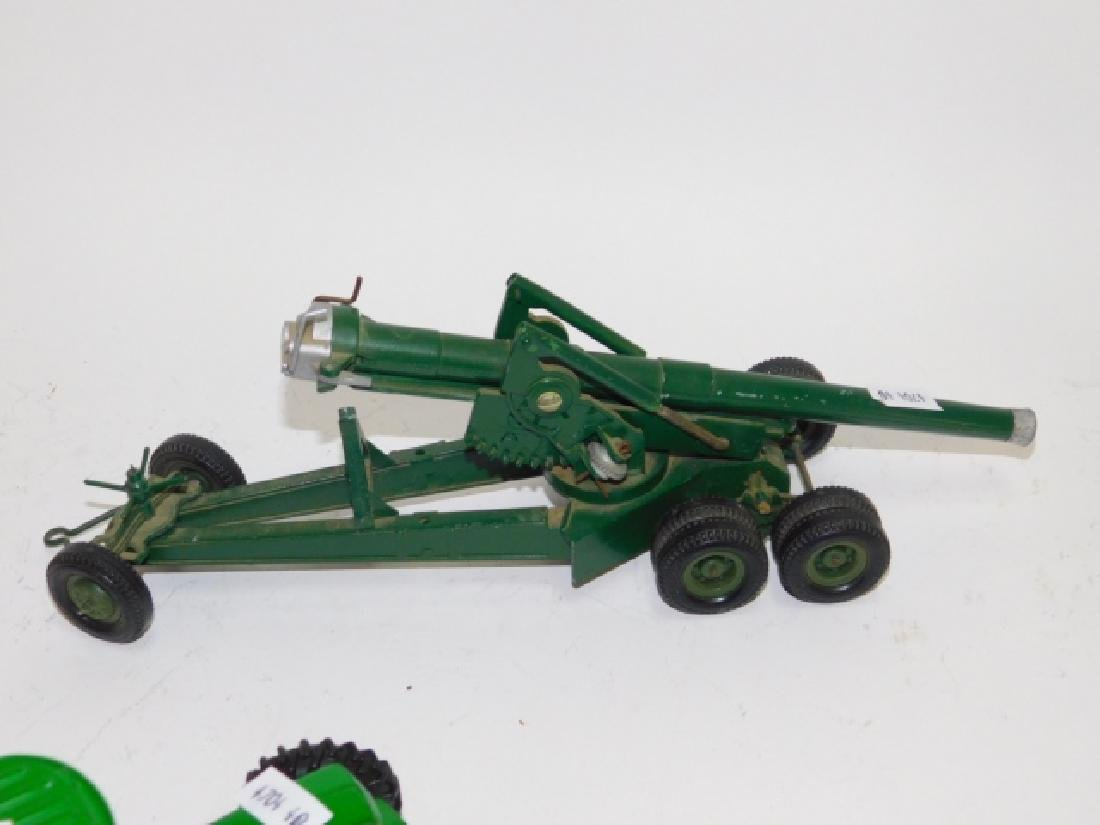 COLLECTION OF TRACTORS AND CANNON TOY'S - 6