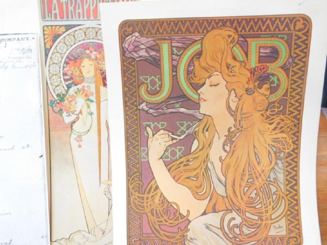 COLLECTION OF PRINTS, ADVERTISEMENTS, MUSIC SHEETS - 4