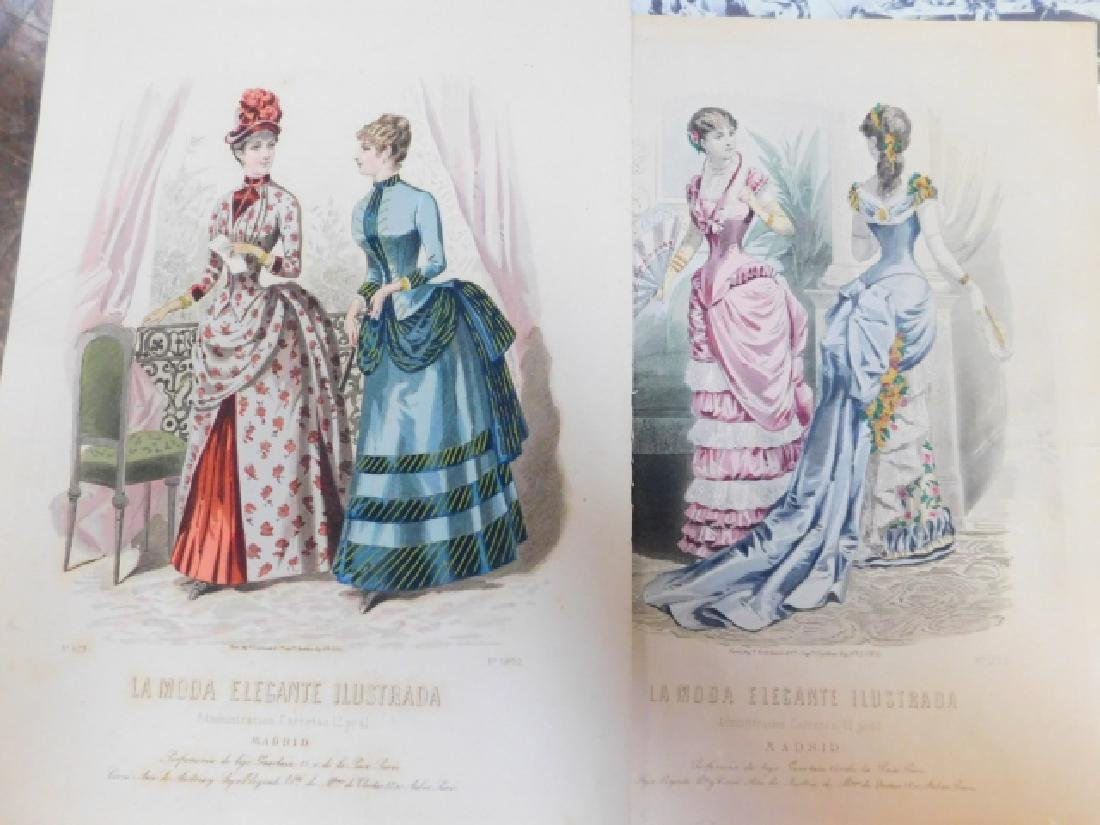 COLLECTION OF PRINTS, ADVERTISEMENTS, MUSIC SHEETS - 7