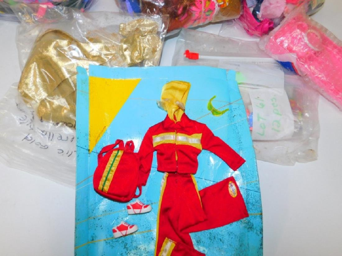 BARBIE DOLL CLOTHES AND ACCESSORIES - 2