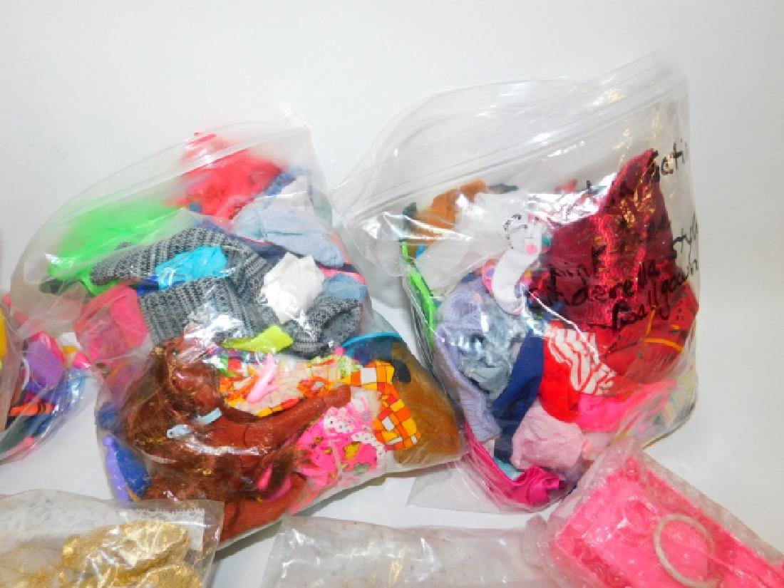 BARBIE DOLL CLOTHES AND ACCESSORIES - 3