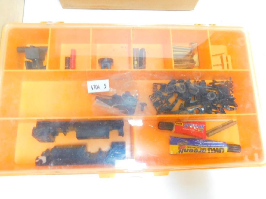 LGB CONTROL MASTER & MISC PARTS AND TOOLS - 4