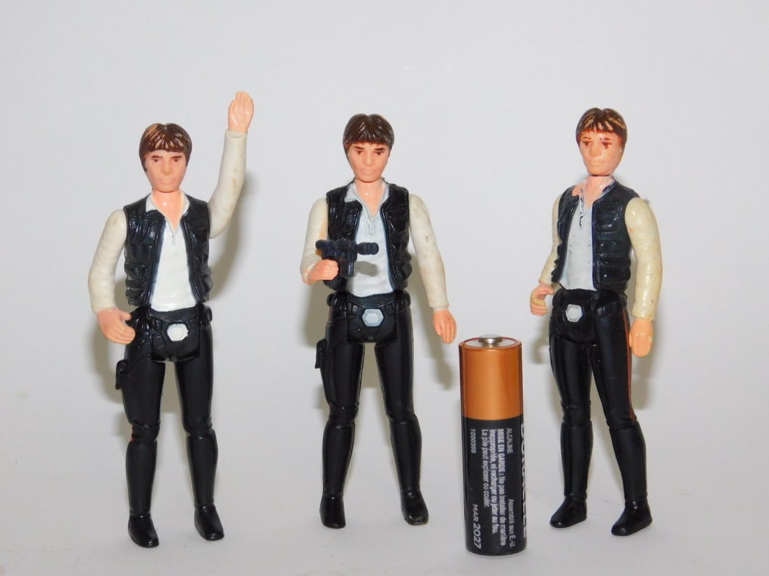 COLLECTION OF 1977 STAR WARS ACTION FIGURES - 2