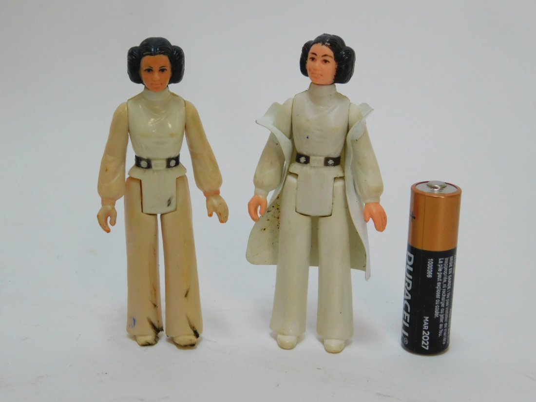COLLECTION OF 1977 STAR WARS ACTION FIGURES - 5