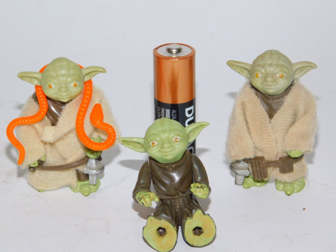 1980 STAR WARS, EMPIRE STRIKES BACK ACTION FIGURES - 5