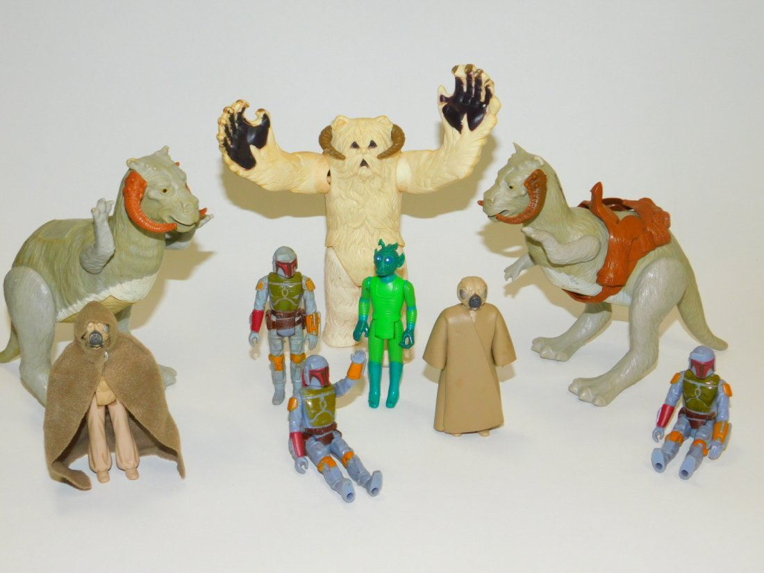 1978-1981 STAR WARS ACTION FIGURES
