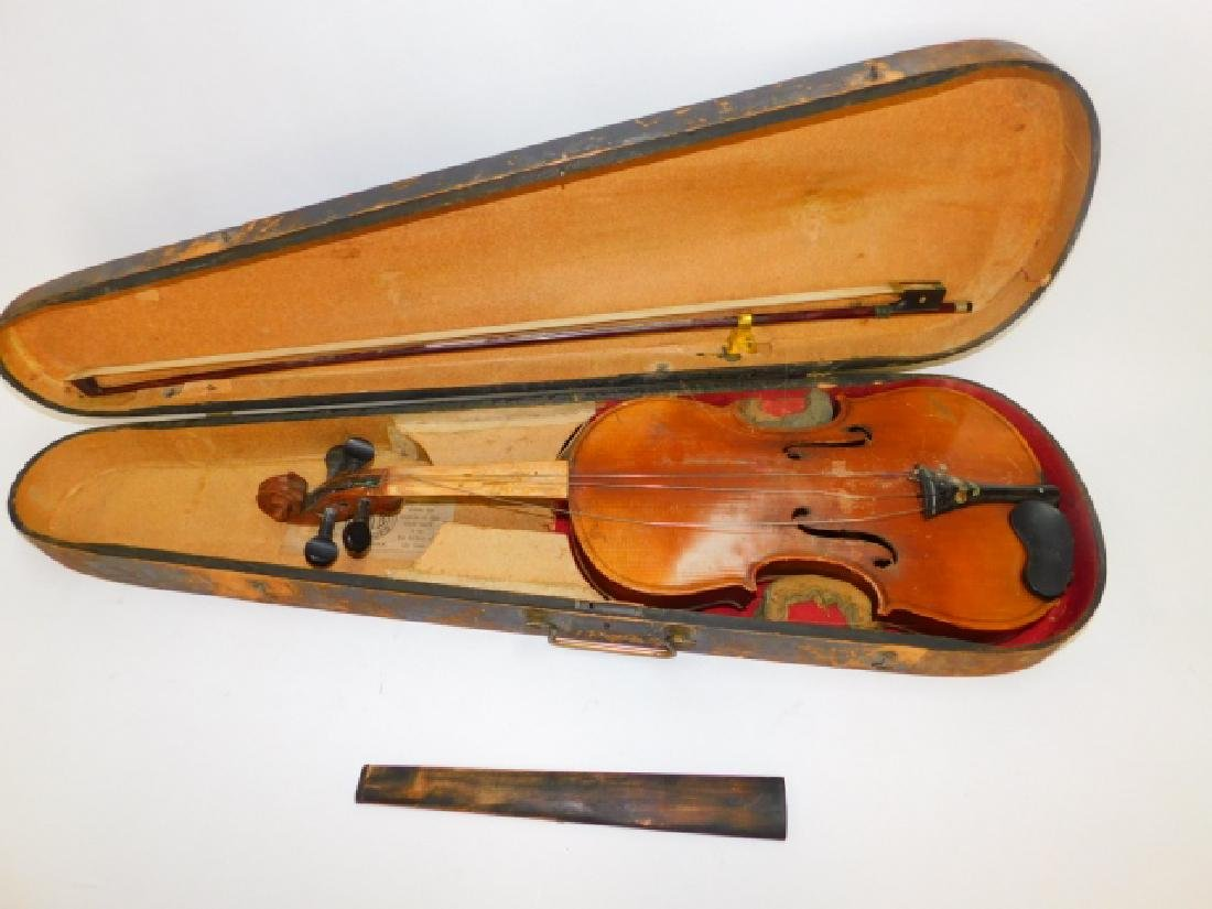 ANTONIUS STRADIUARIUS GERMAN VIOLIN