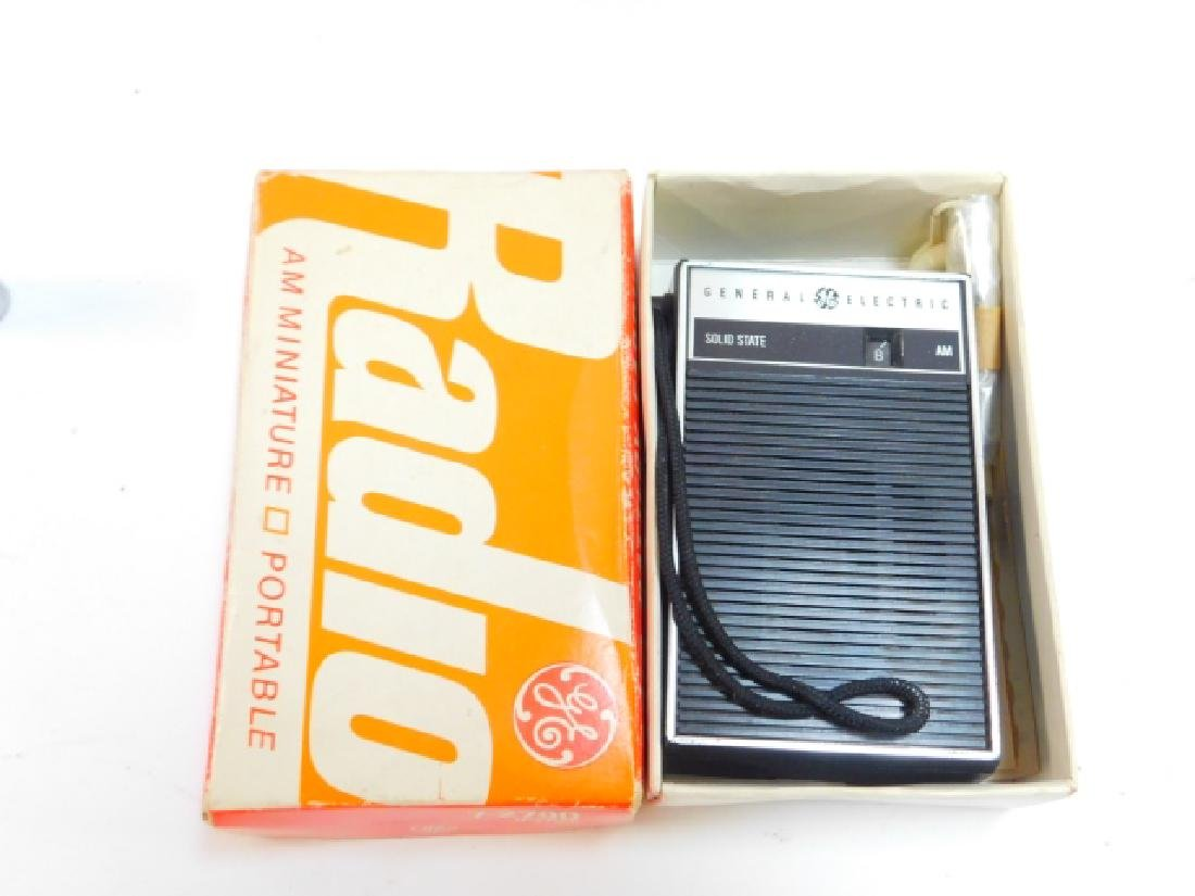 GENERAL ELECTRIC TRANSITOR RADIO