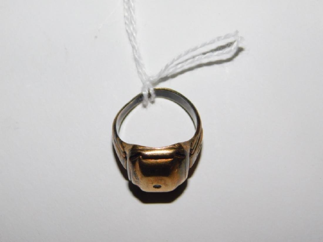STERLING SILVER RING - 2