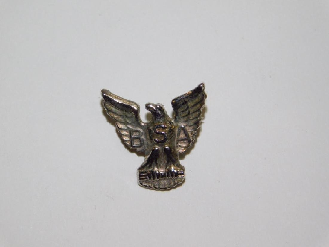 STERLING SILVER PIN