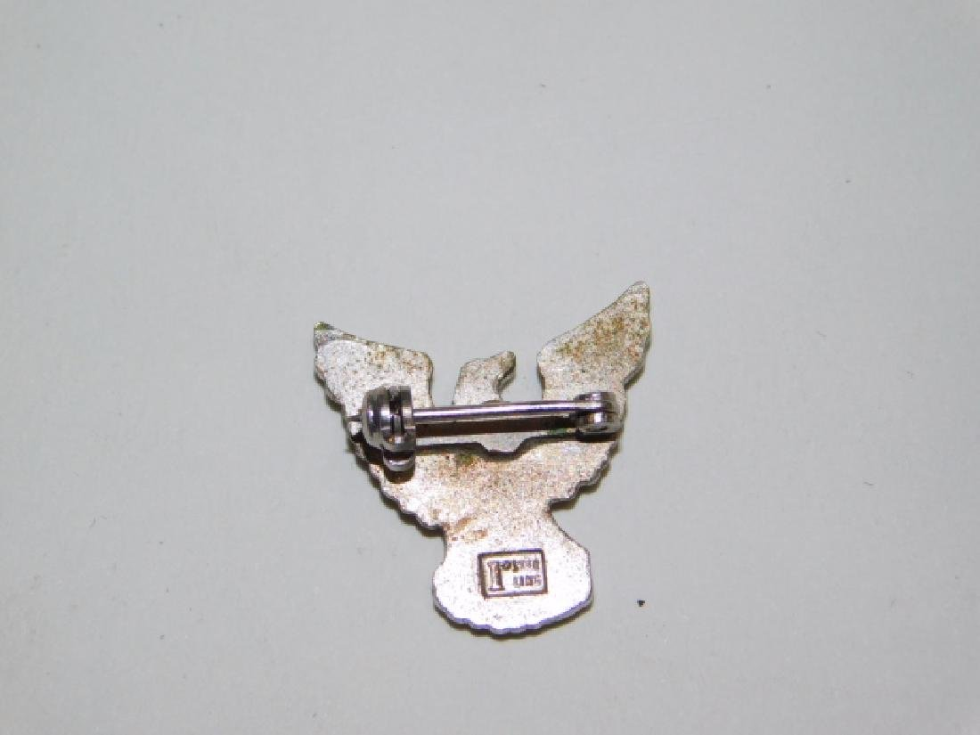 STERLING SILVER PIN - 2
