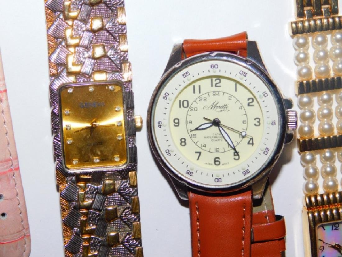 LOT OF WATCHES - 4