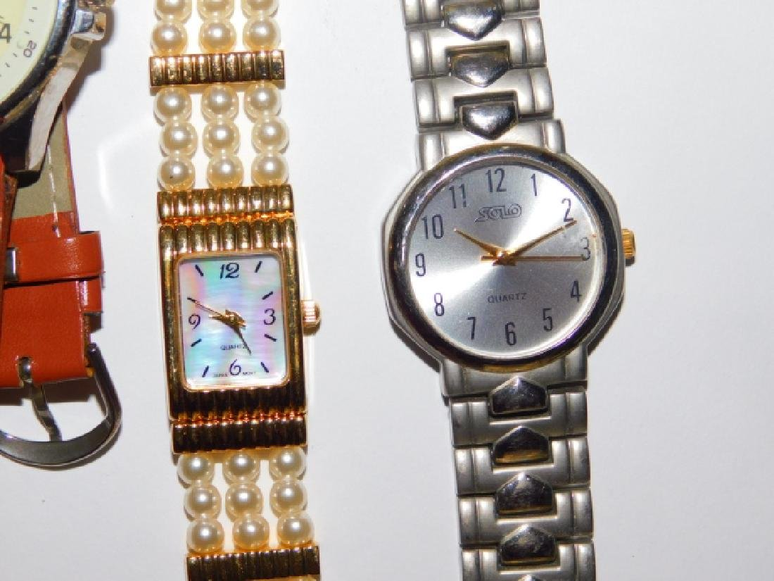 LOT OF WATCHES - 5