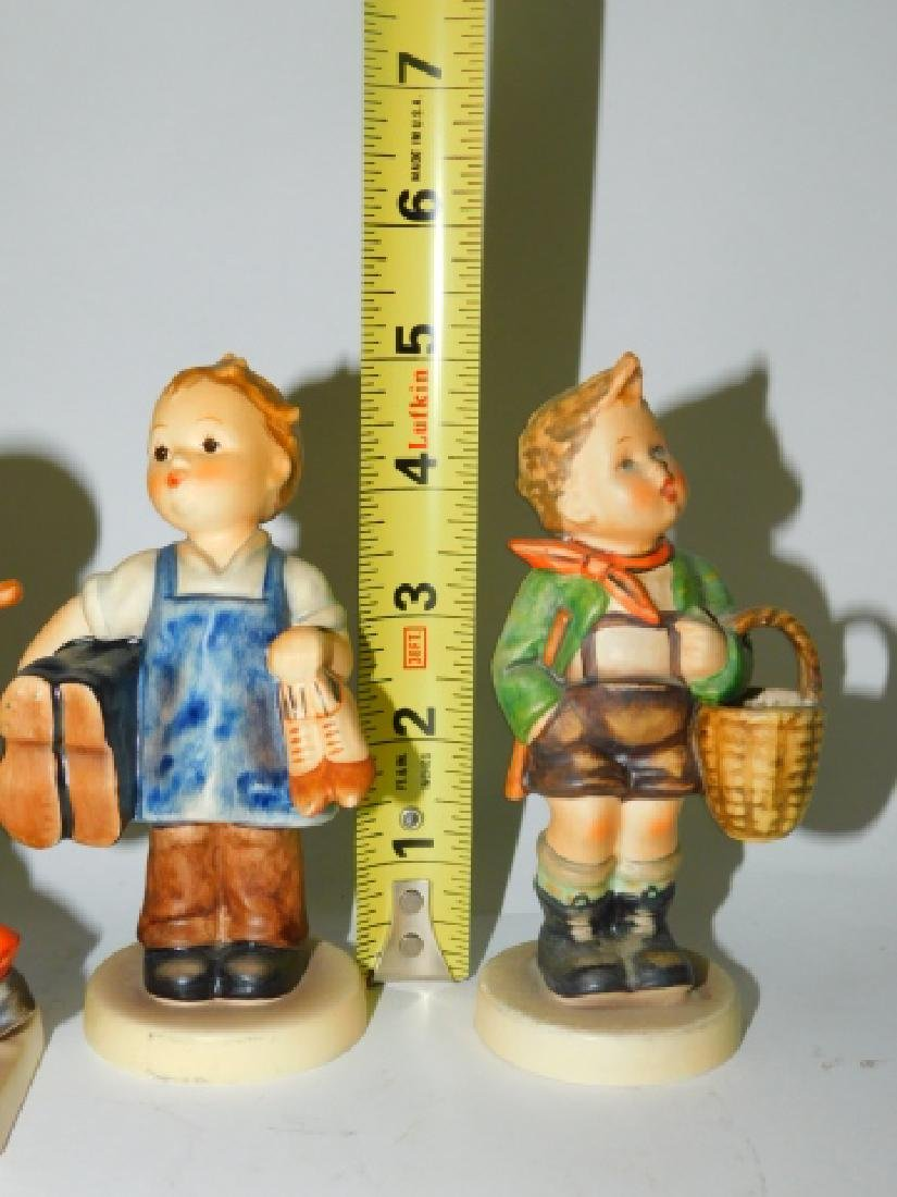 COLLECTION OF 7 HUMMEL FIGURINES - 2