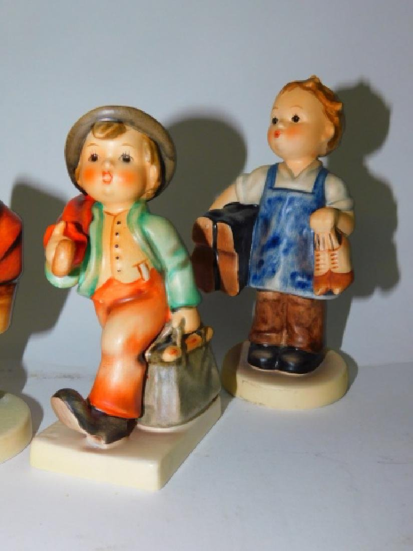 COLLECTION OF 7 HUMMEL FIGURINES - 7