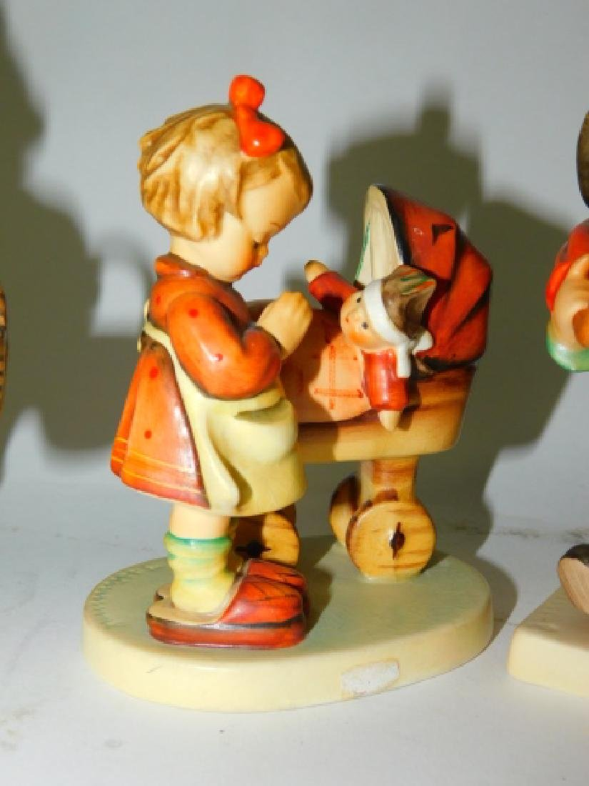 COLLECTION OF 7 HUMMEL FIGURINES - 8