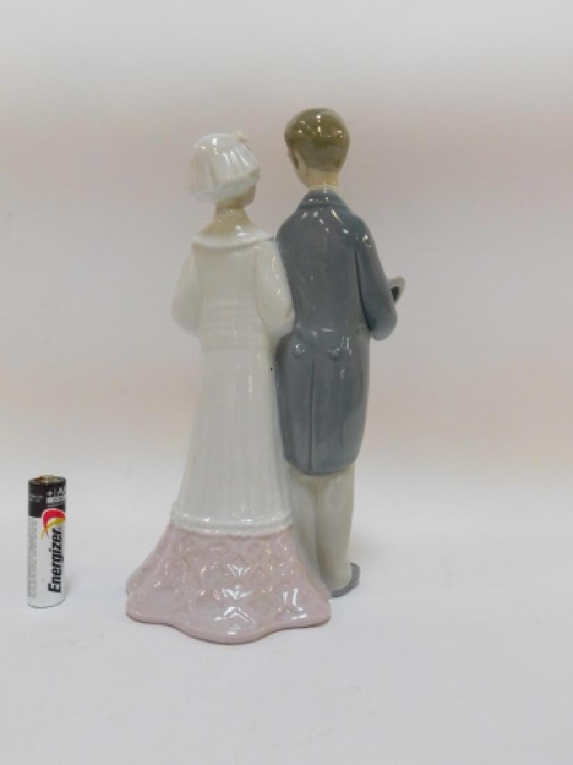 LLADRO, WEDDING BRIDE & GROOM - 5