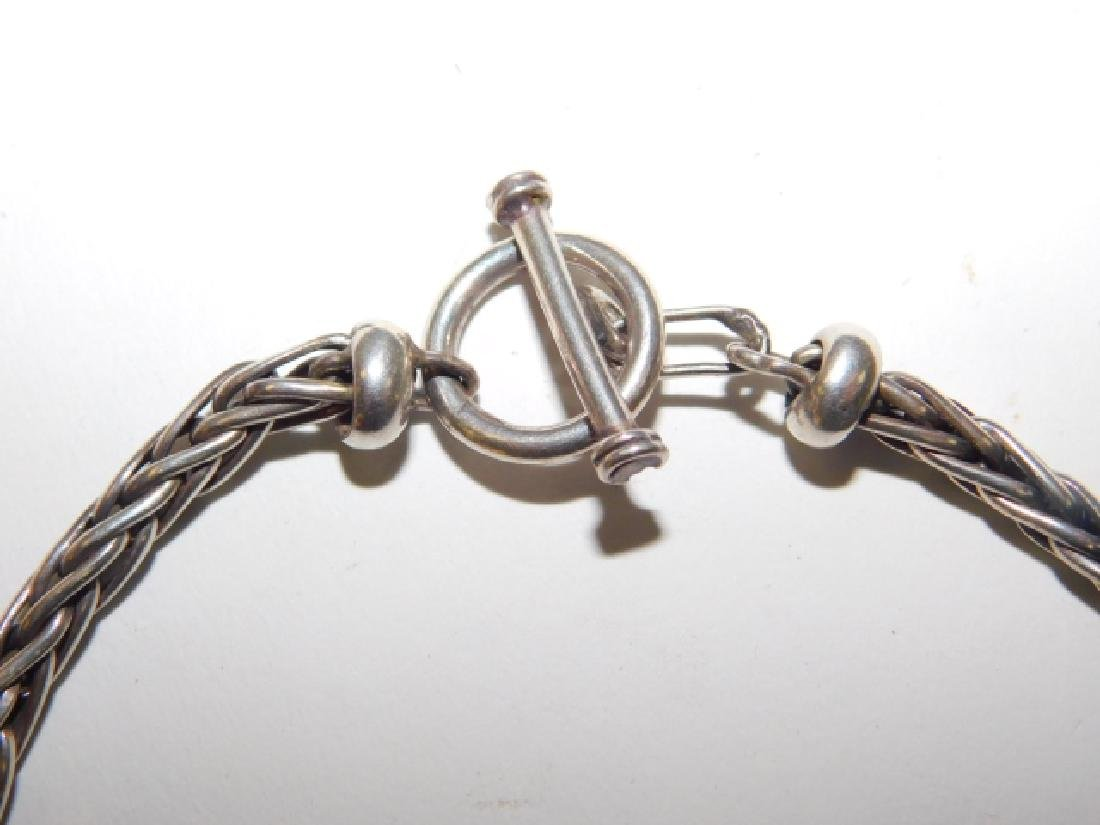 STERLING SILVER CHAIN - 3