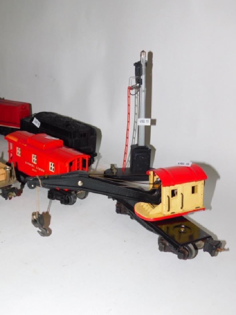 LIONEL TRAIN CAR COLLECTION - 3