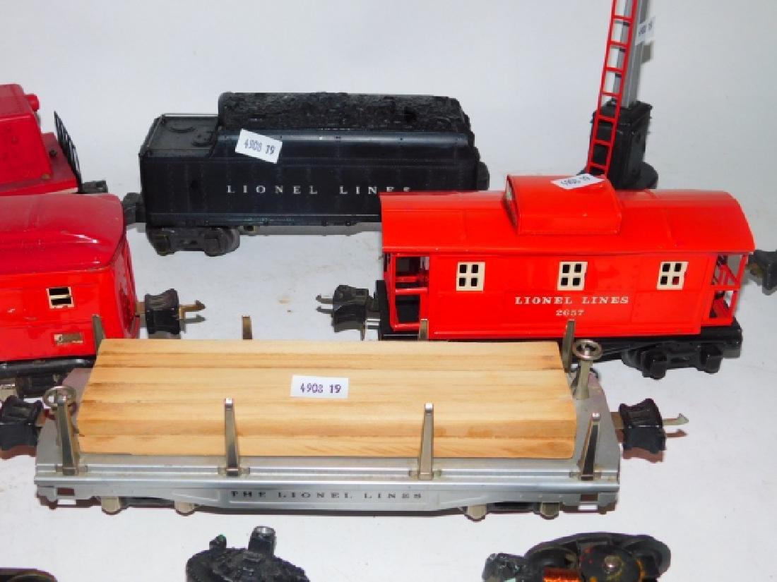 LIONEL TRAIN CAR COLLECTION - 5