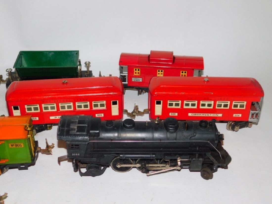 LOT OF LIONEL TRAIN CARS - 2