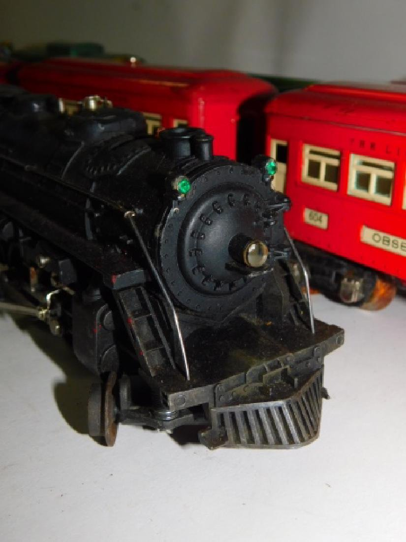 LOT OF LIONEL TRAIN CARS - 4