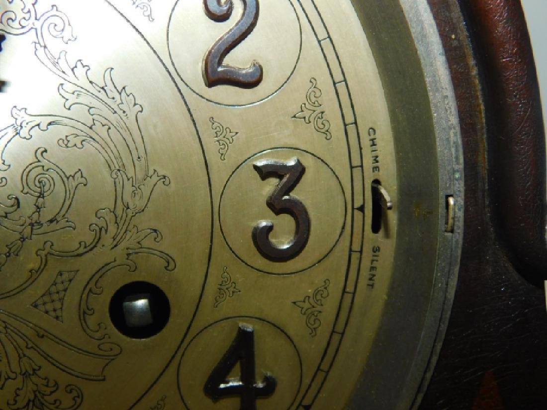 HERSCHEDE HALL MANTEL CLOCK - 4