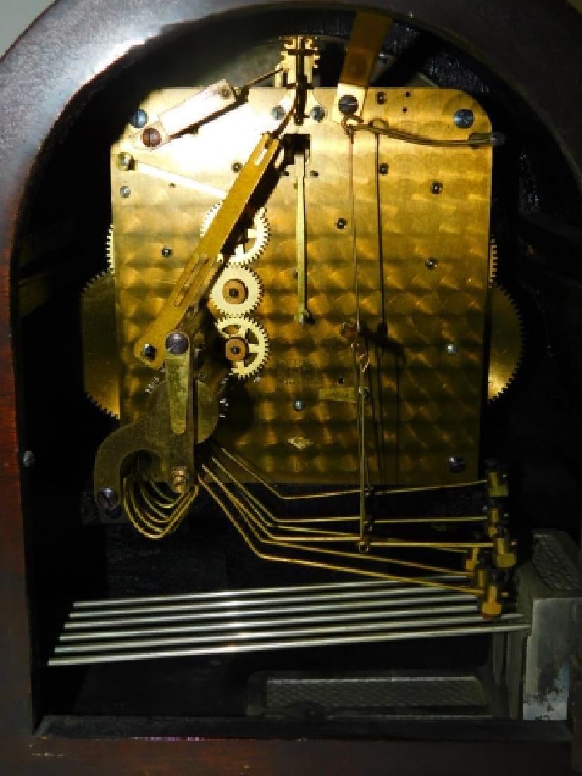 HERSCHEDE HALL MANTEL CLOCK - 7