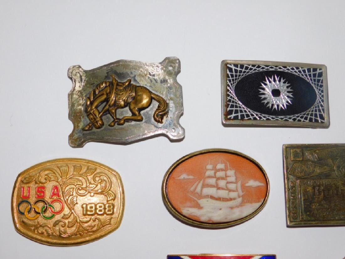 BELT BUCKLE COLLECTION - 2