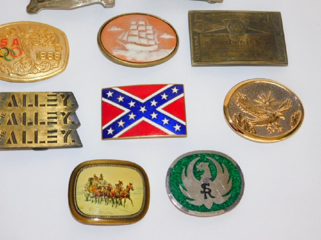 BELT BUCKLE COLLECTION - 3