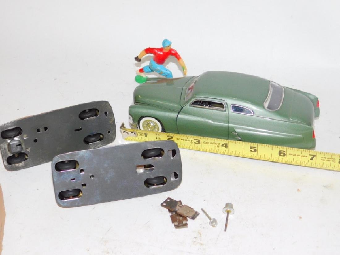 COLLECTION OF TOY CARS AND FIGURES - 2