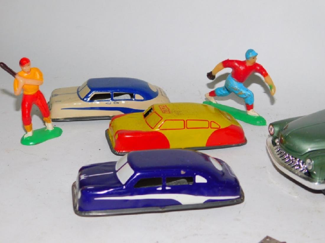 COLLECTION OF TOY CARS AND FIGURES - 5