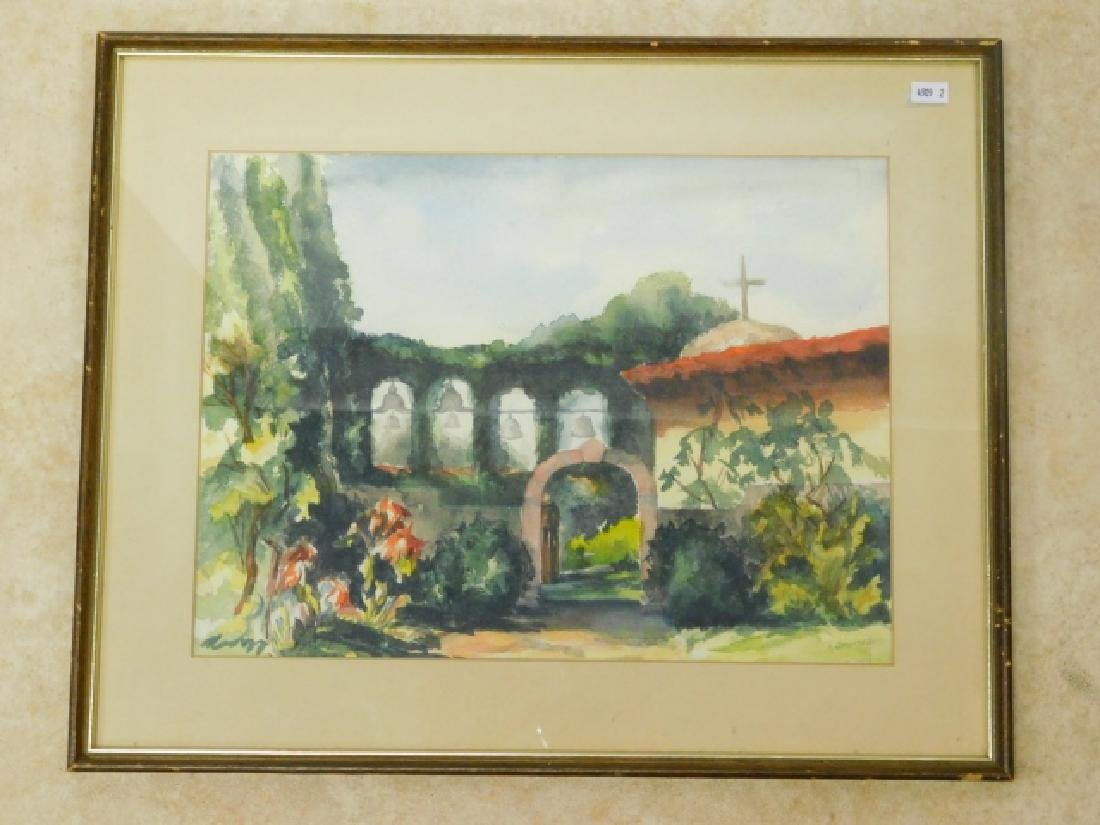 FRAMED PRINT OF STILL LIFE