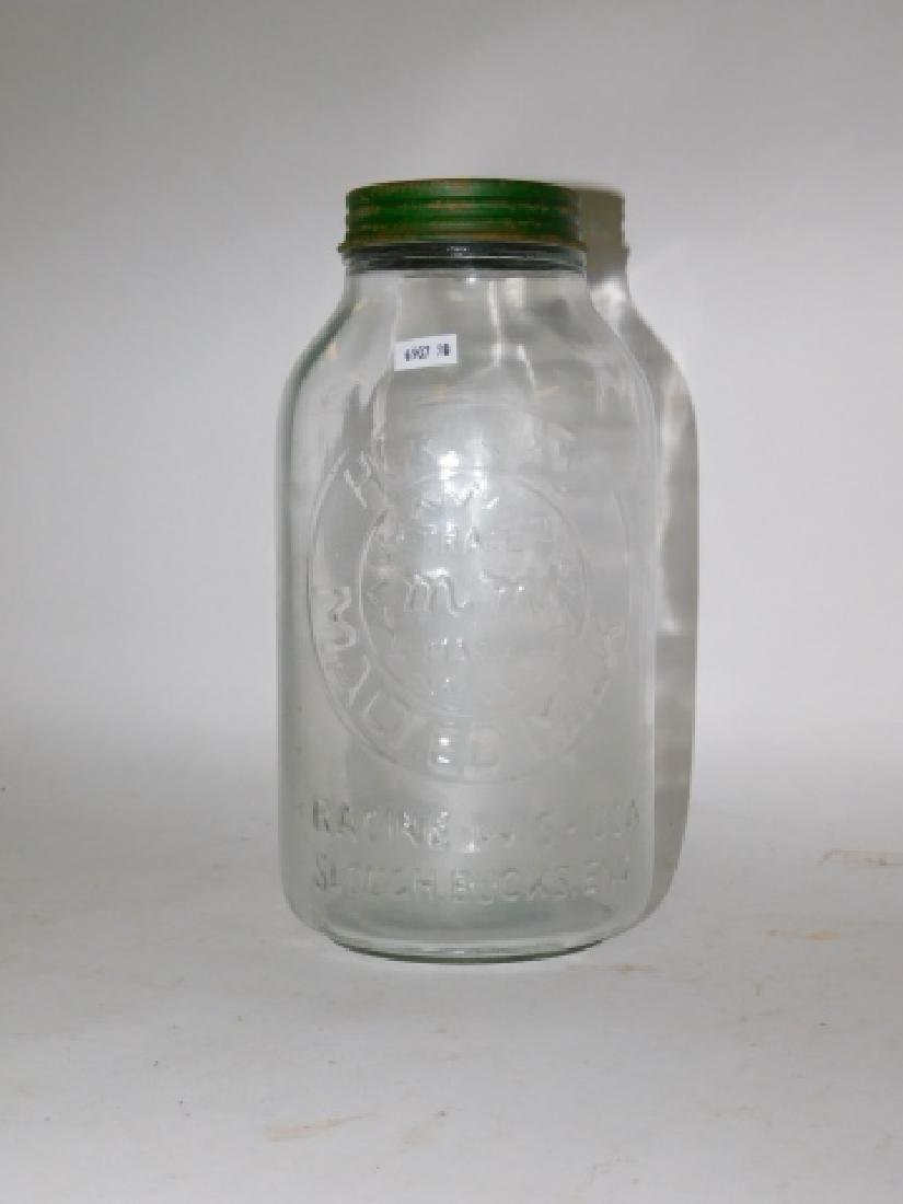 HORLICK MALTED MILK JAR