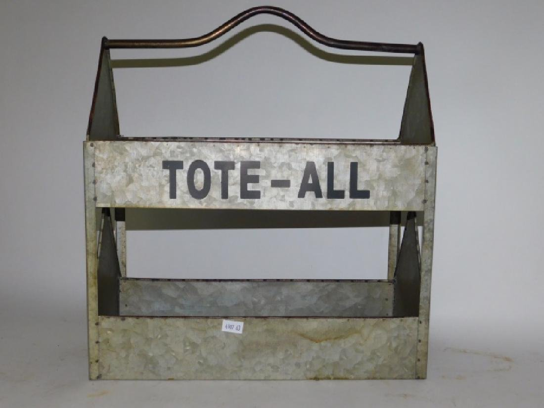 TIN TOTE-ALL