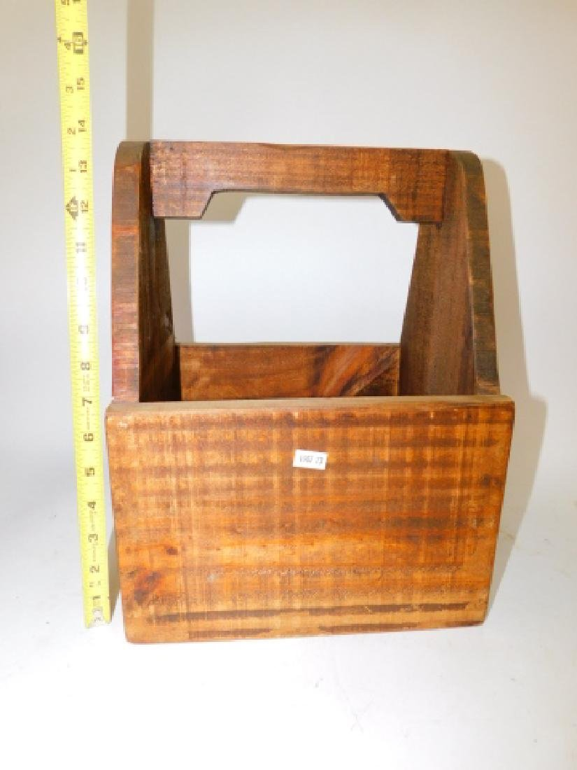 WOODEN CARRY-ALL