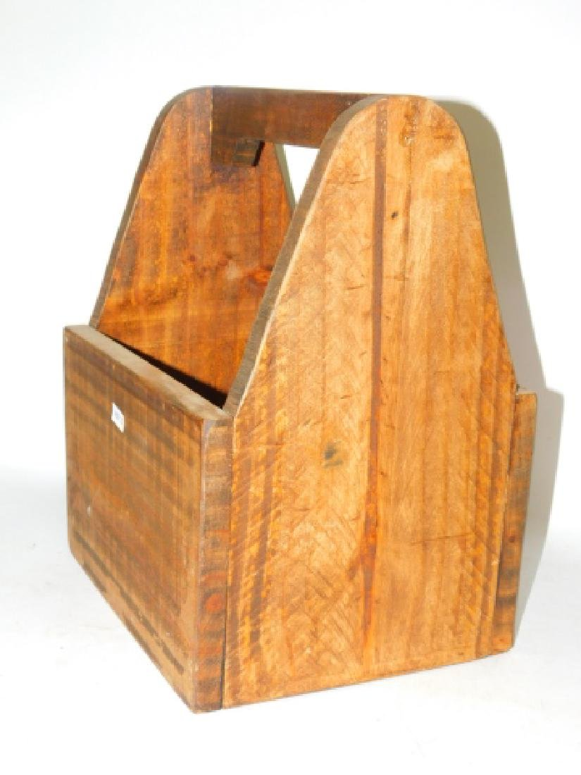 WOODEN CARRY-ALL - 3