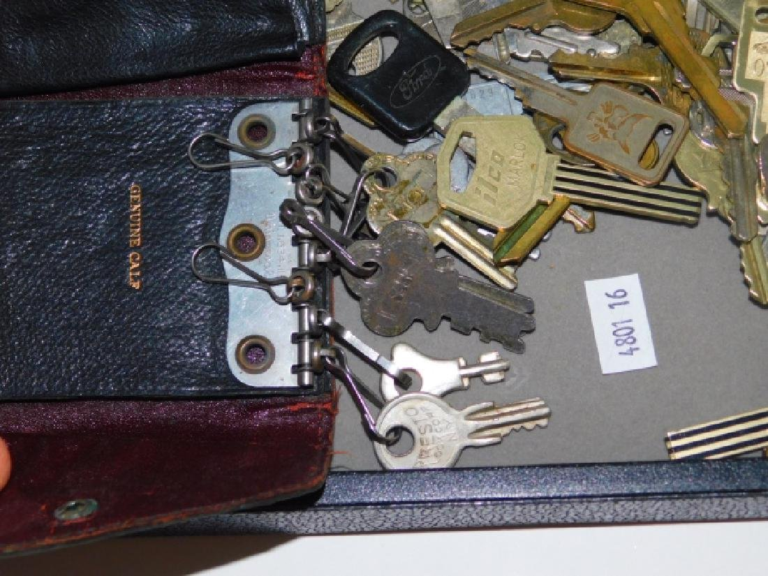 LARGE KEY COLLECTION - 2