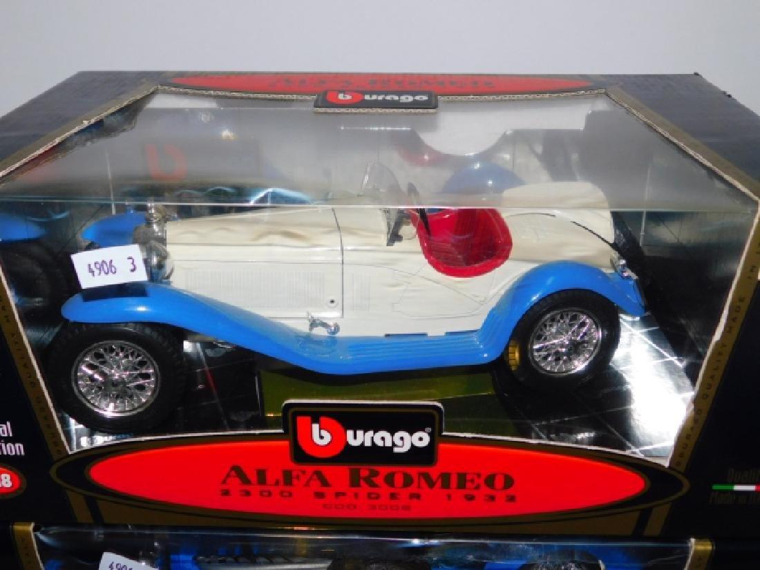 LOT OF THREE MODEL CARS - 3