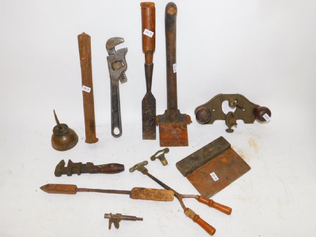 LOT OF MISC TOOLS - 3