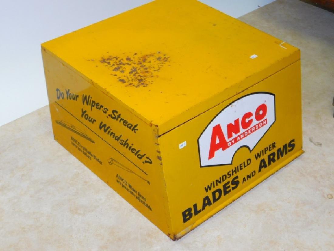METAL ANCO WINDSHIELD WIPER CABINET - 2