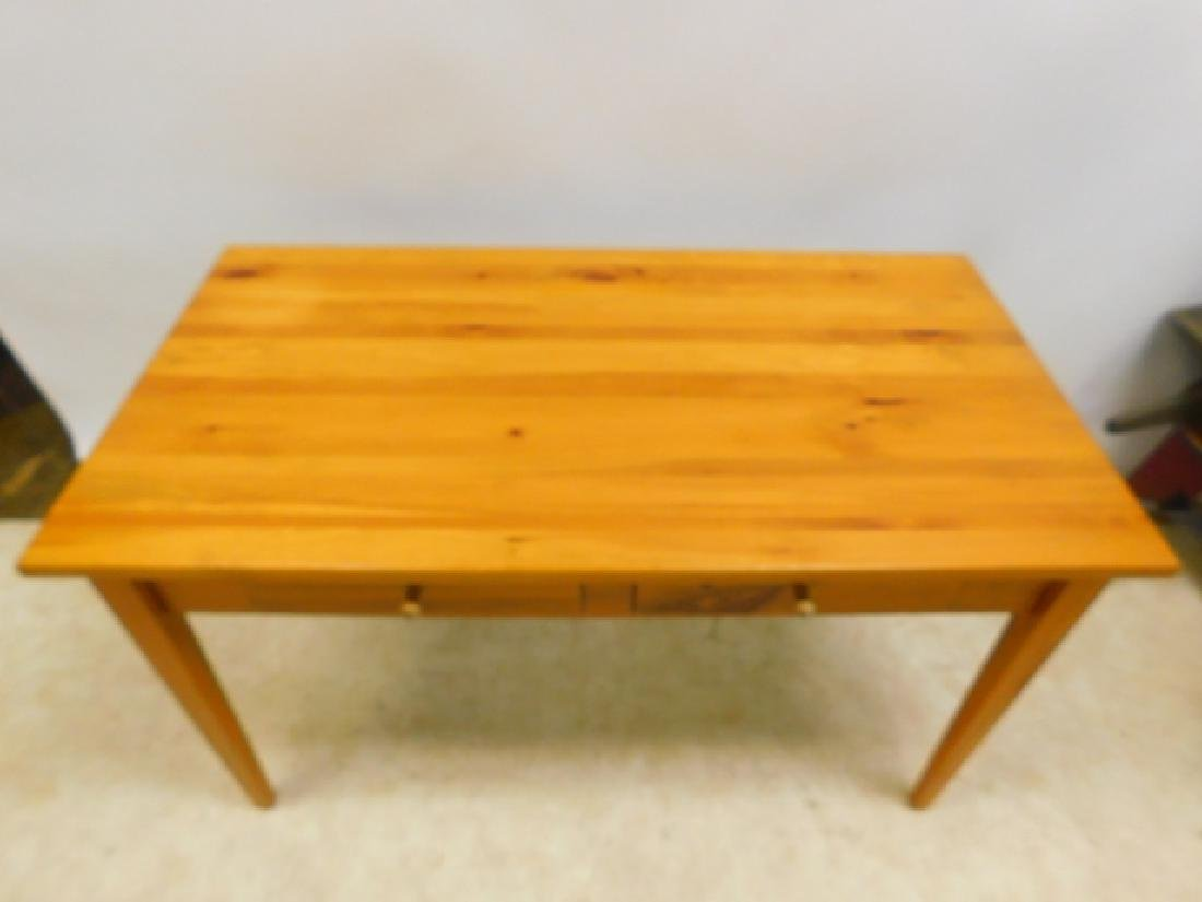 MAPLE WRITING DESK - 2