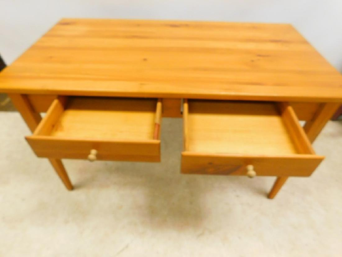 MAPLE WRITING DESK - 3