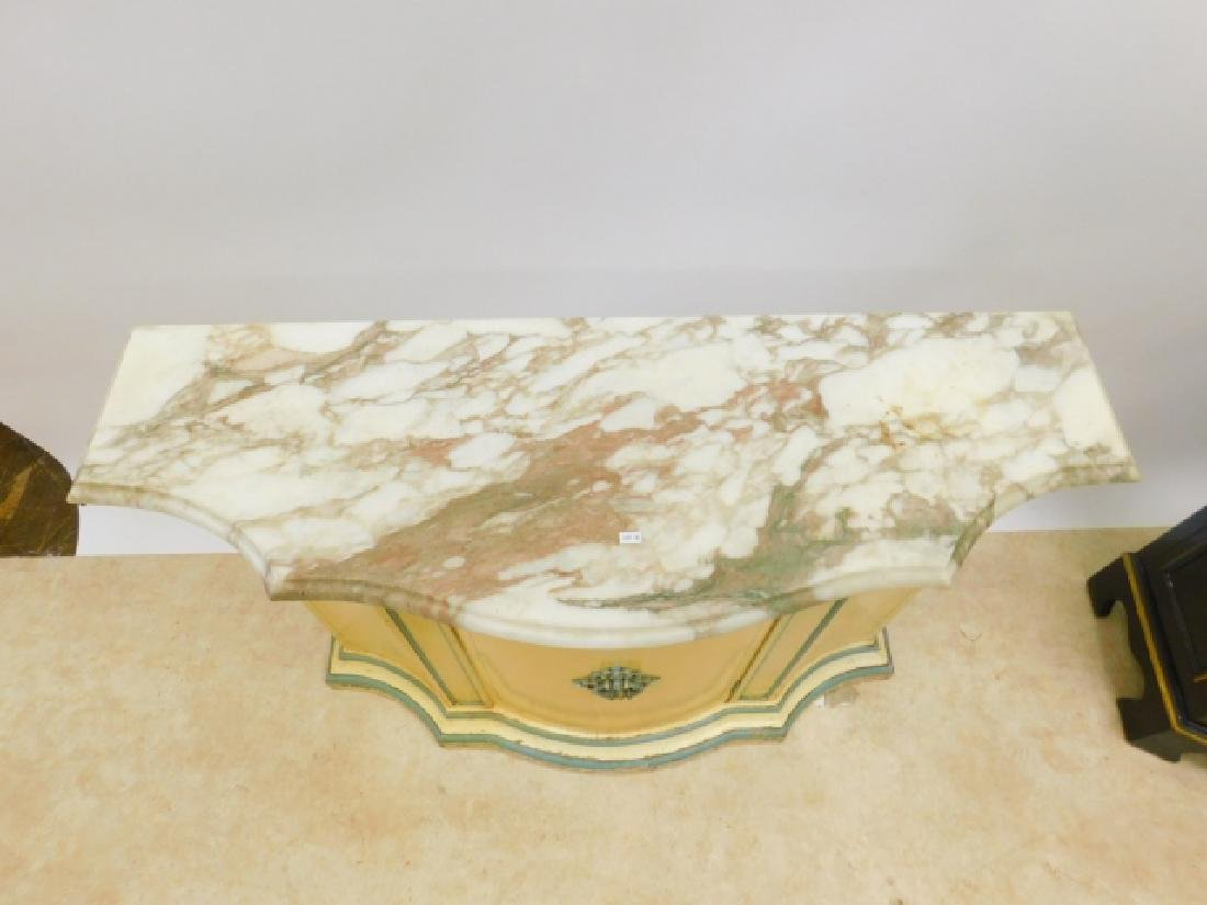 MARBLE TOP SERVER - 4