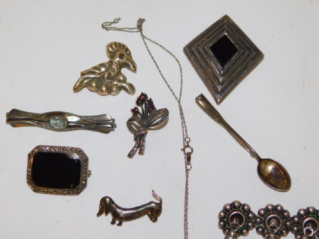 STERLING SILVER JEWELRY - 2