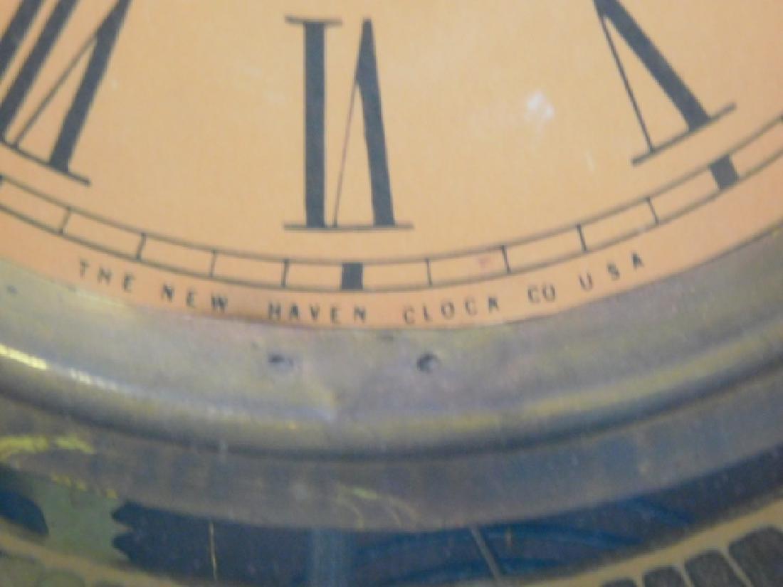 NEW HAVEN MANTEL CLOCK - 4