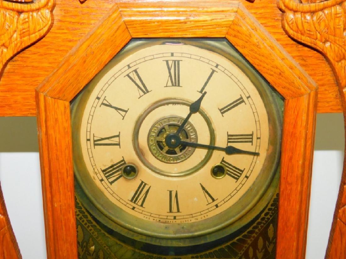 NEW HAVEN MANTEL CLOCK - 6