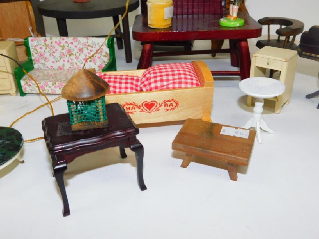 DOLL HOUSE FURNITURE - 3